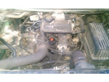 Peugeot 806 1.9 TD