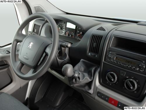 Peugeot Boxer 2.2 HDi 120hp MT
