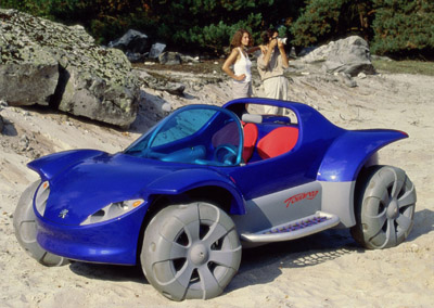 Peugeot Touareg