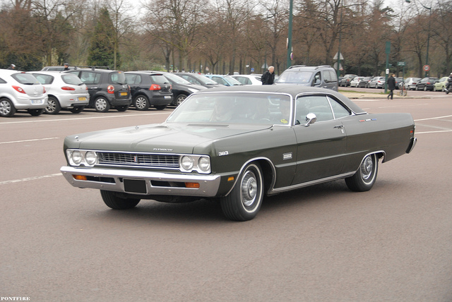 Plymouth Sport Fury Hard Top