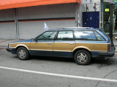 Pontiac 6000 Wagon