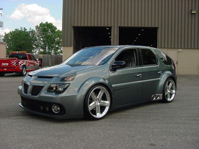 Pontiac Aztek 4WD