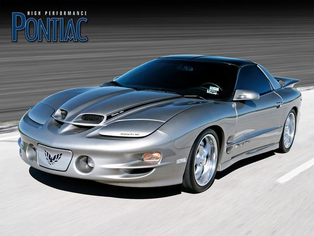 Pontiac Firebird 5.7 i V8 Trans Am AT
