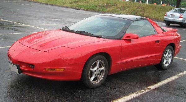 Pontiac Firebird 7.5
