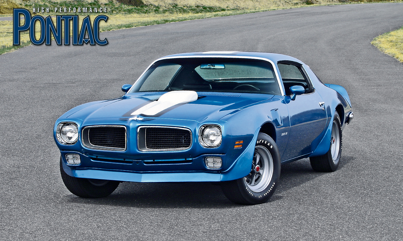 Pontiac Firebird Trans Am Ram Air