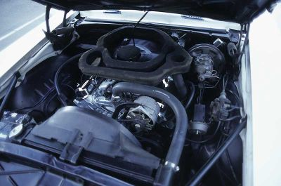 Pontiac Firebird Trans Am Ram Air