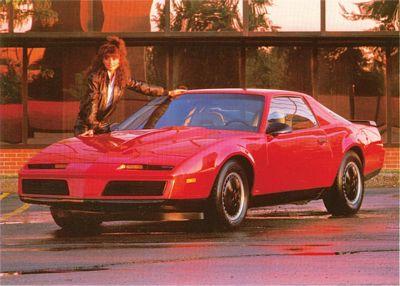 Pontiac Firebird TransAm 5.0