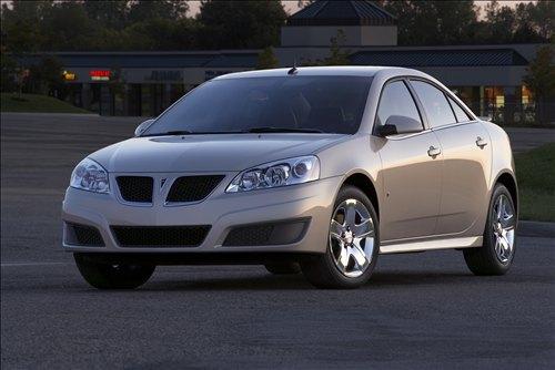 Pontiac G6 Sedan