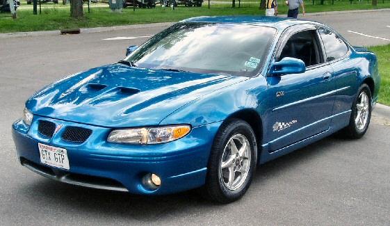 Pontiac Grand Prix 3.4