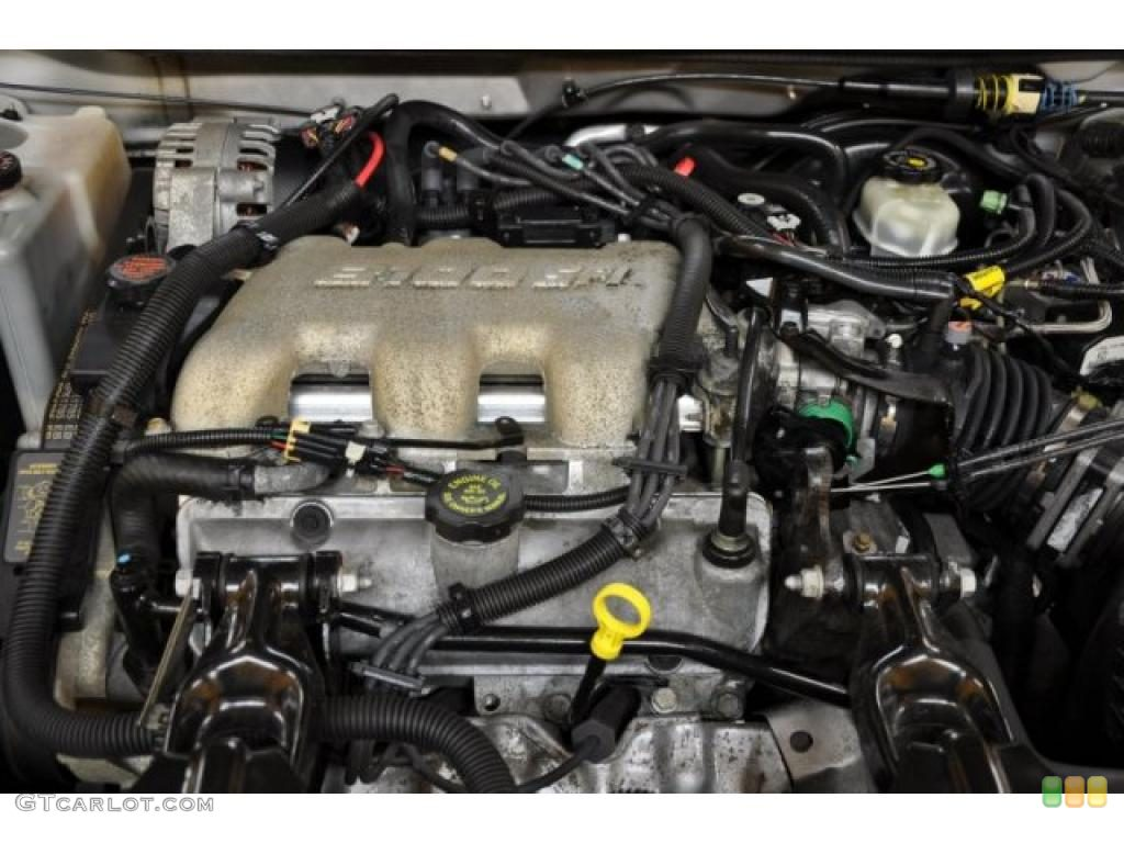 Pontiac Grand Prix 3.1 i V6 SE