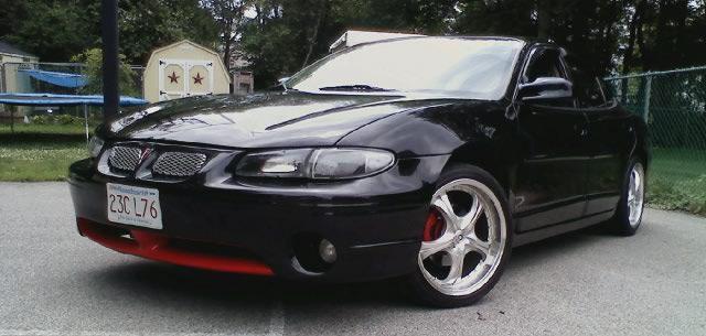 Pontiac Grand Prix Sedan