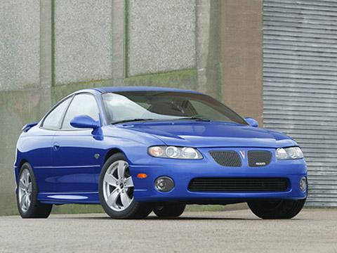 Pontiac GTO 5.7 i V8 16V MT