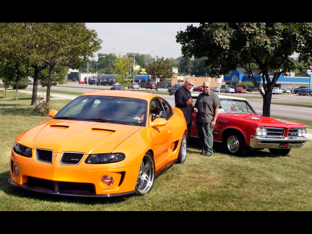 Pontiac GTO Ram Air V