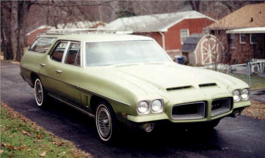 Pontiac Lemans Station Wagon