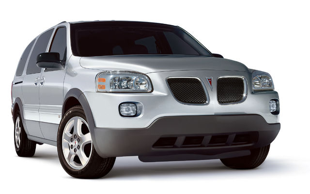 Pontiac Montana SV6