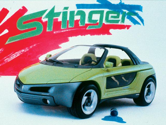 Pontiac Stinger