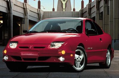 Pontiac Sunfire 2.4