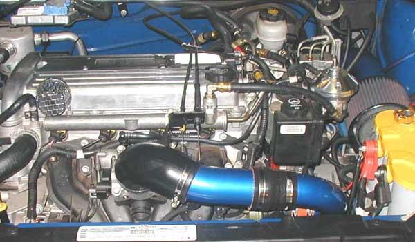 Pontiac Sunfire 2.2 i 16V Ecotec AT