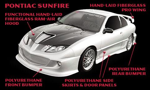 Pontiac Sunfire 2.2 i AT