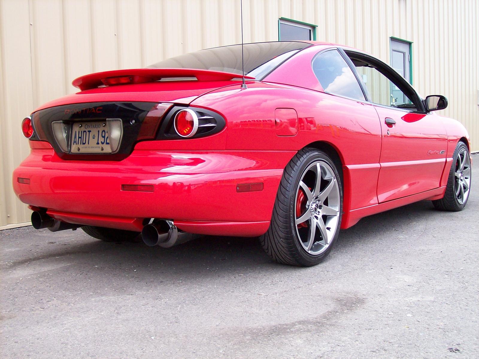 Pontiac Sunfire Coupe