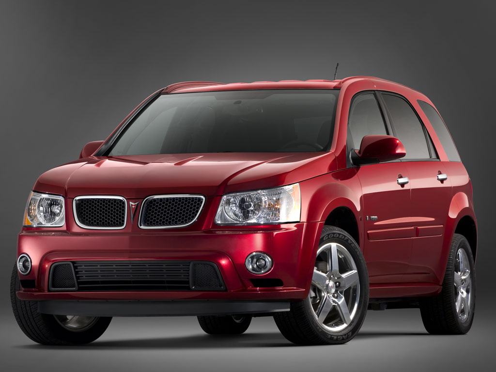 Pontiac Torrent GXP