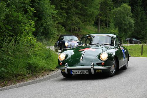 Porsche 356 A Carrera