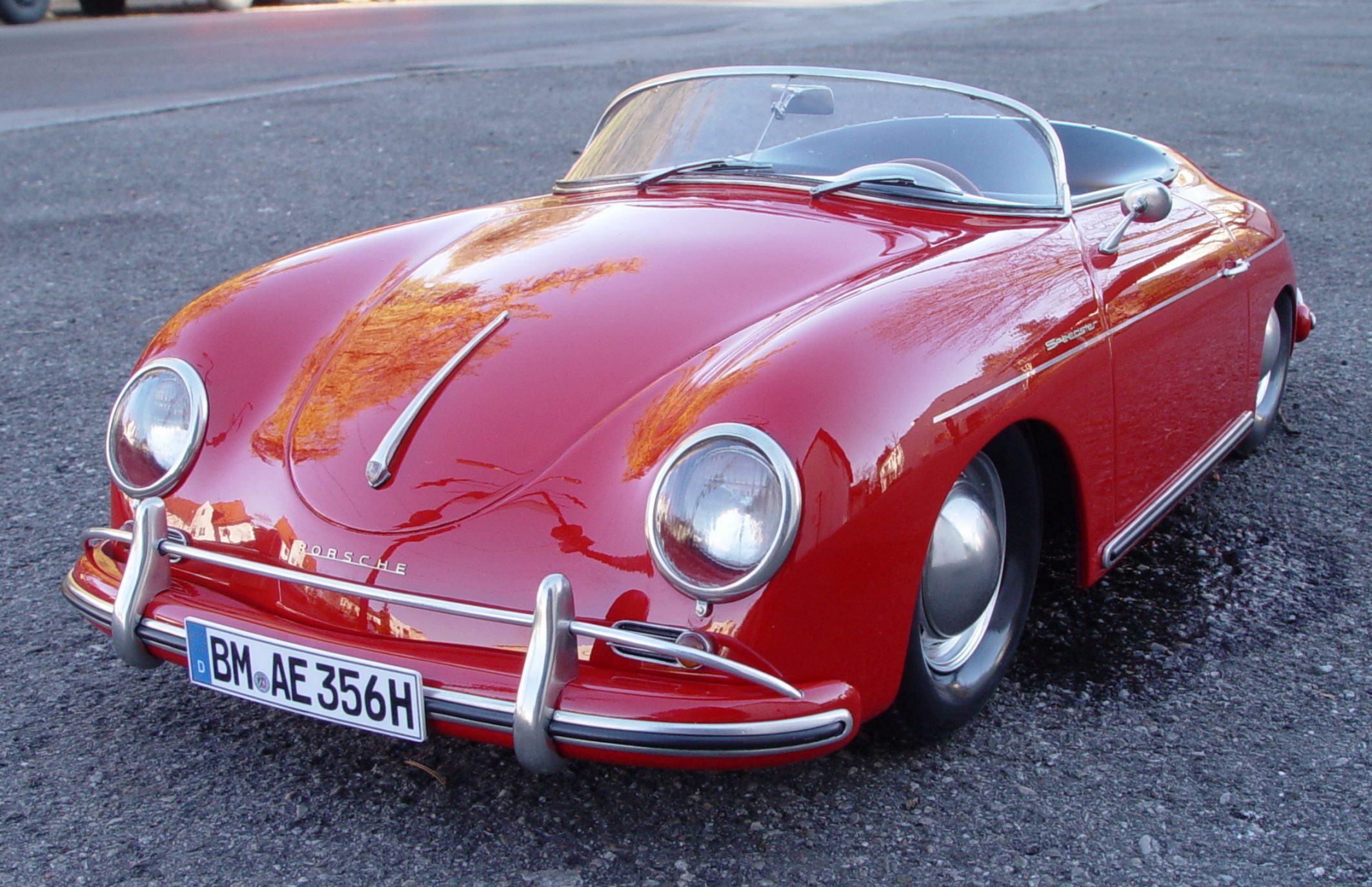 Porsche 356 A Speedster