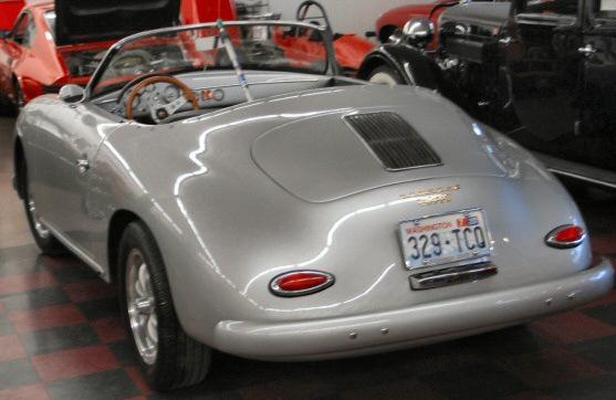 Porsche 356 Convertible D