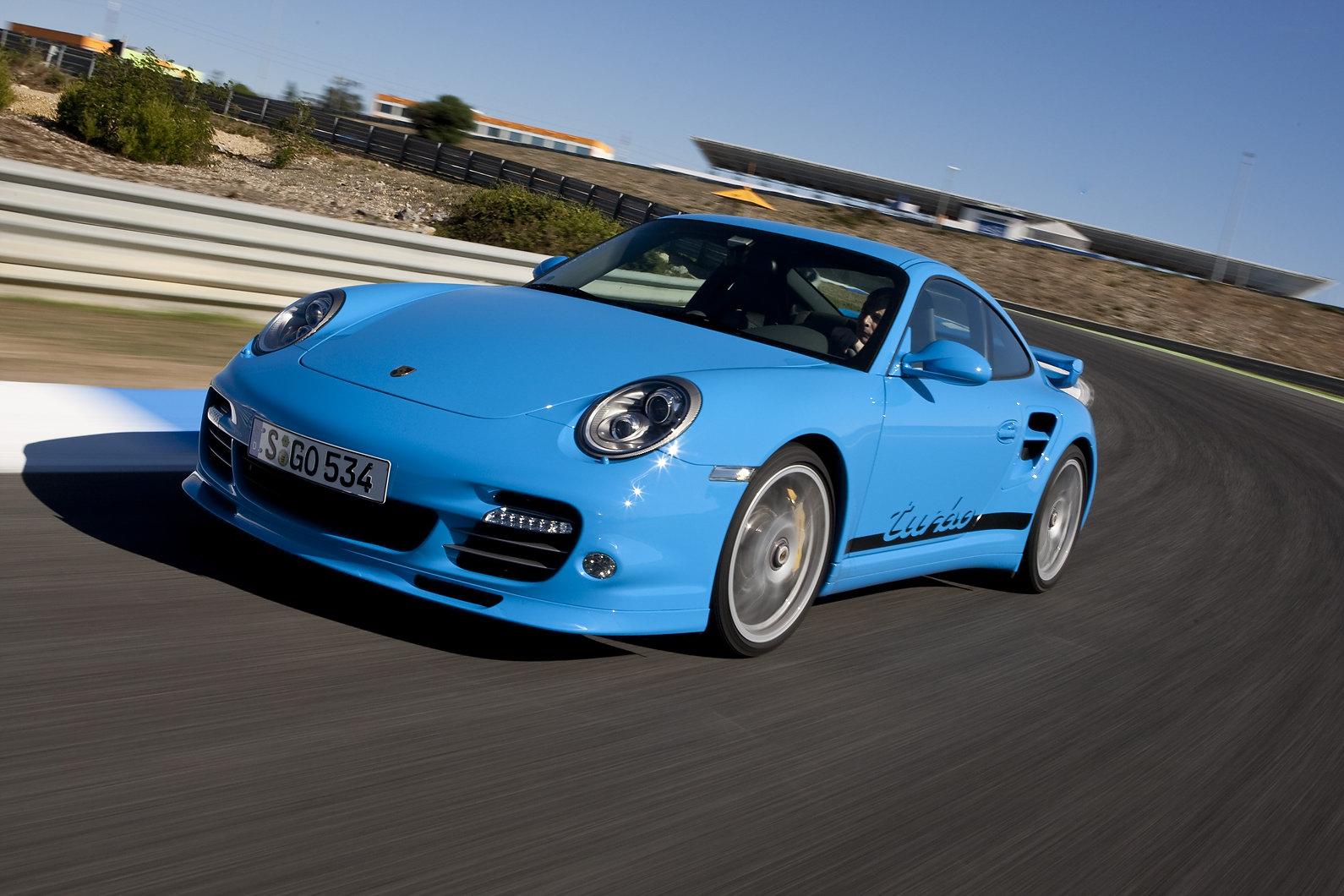 Porsche 911 3.8