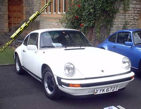 Porsche 911 3.2 SC Carrera