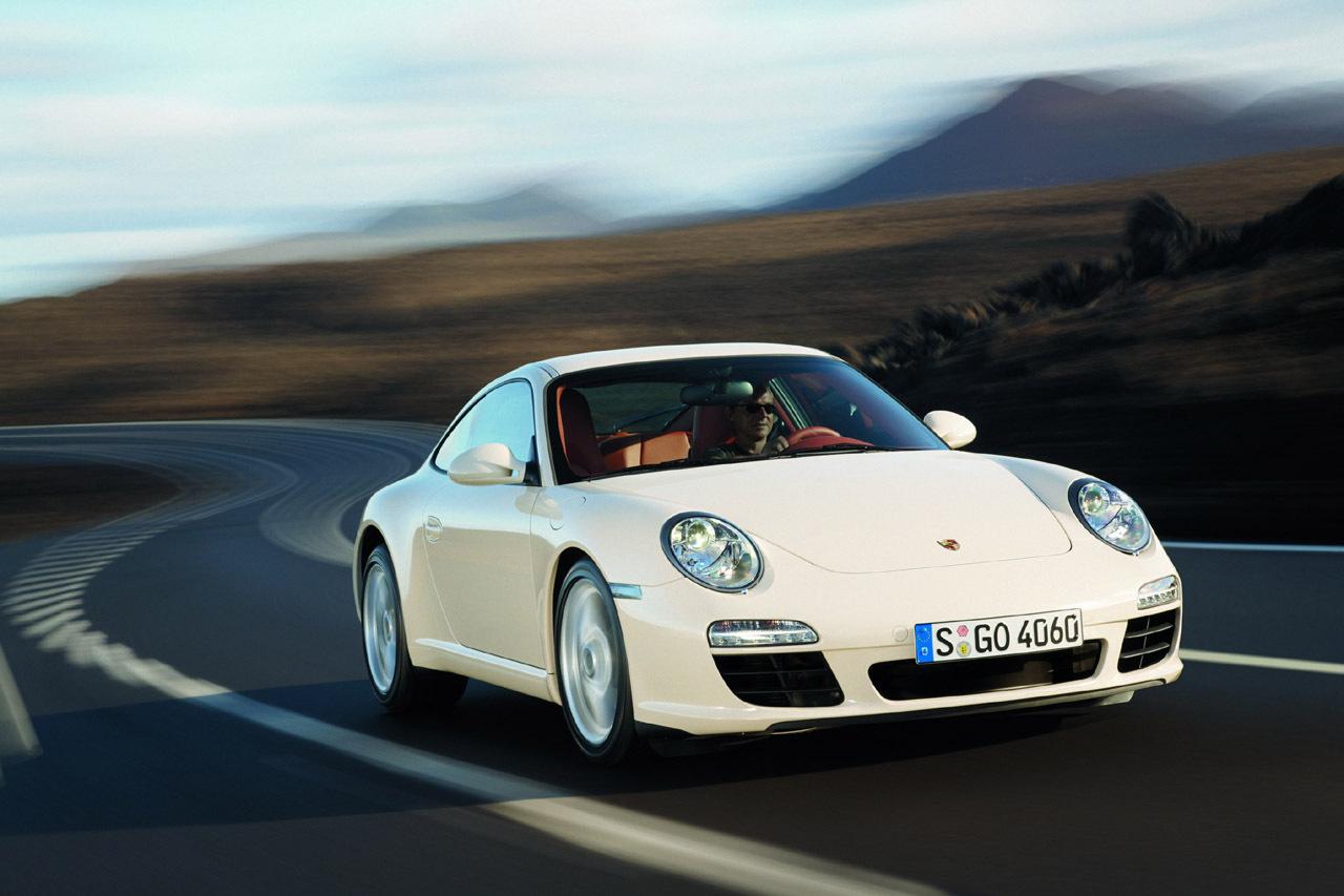 Porsche 911 3.6 Carrera