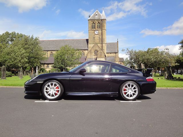 Porsche 911 3.6 GT