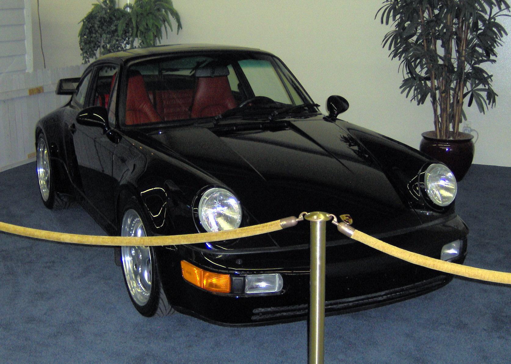 Porsche 911 3.6 Turbo