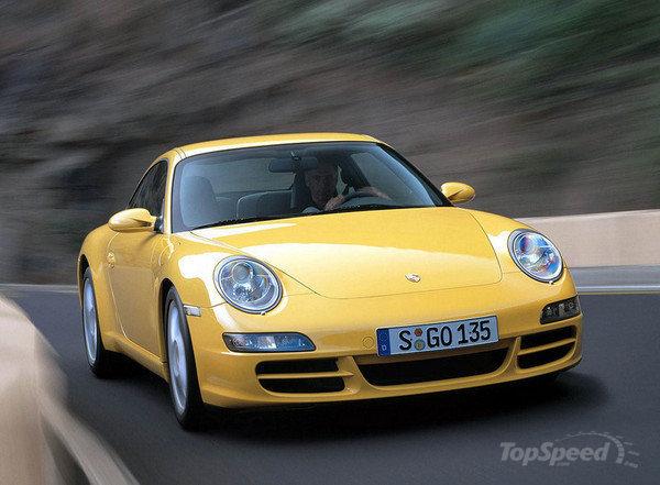 Porsche 911 3.8 Carrera