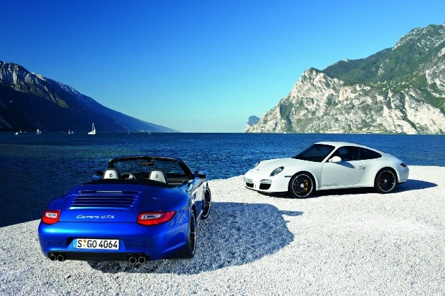 Porsche 911 3.8 GTS MT
