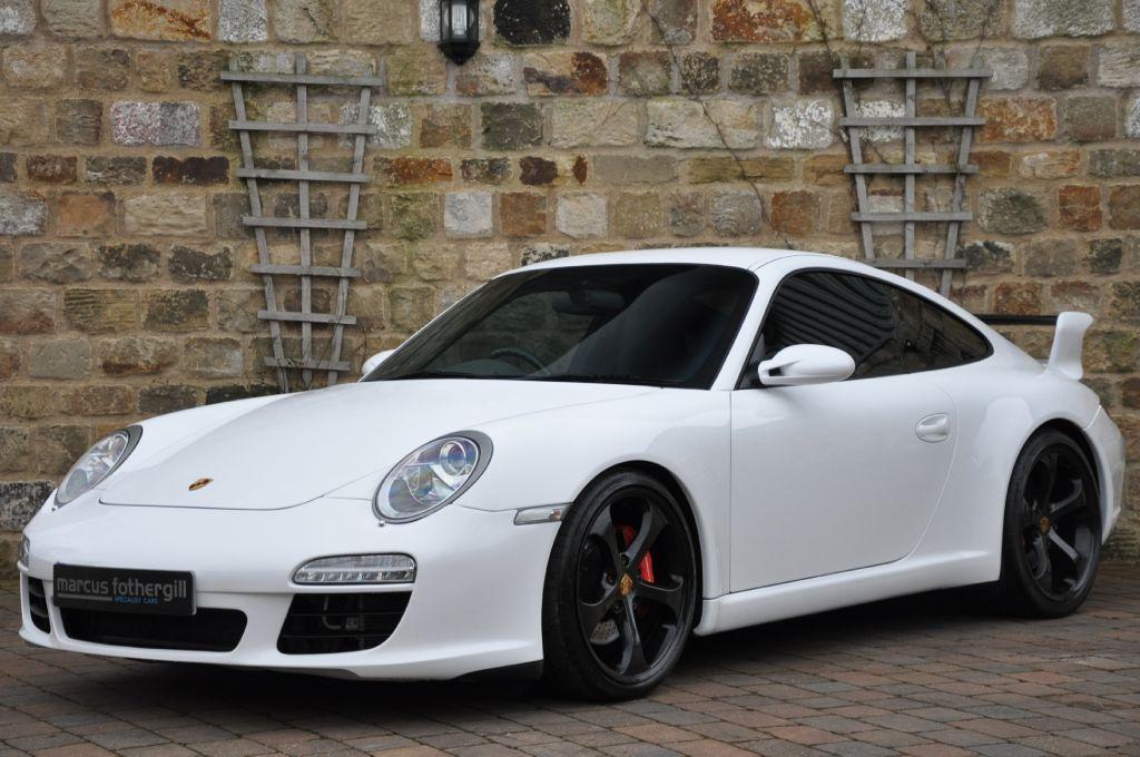 Porsche 911 3.8 S AT