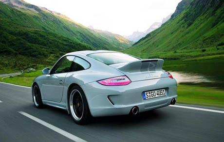 Porsche 911 3.8 Sport Classic MT