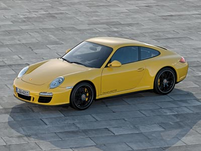 Porsche 911 Carrera GTS Coupe