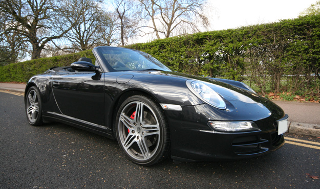 Porsche 911 Carrera Tiptronic