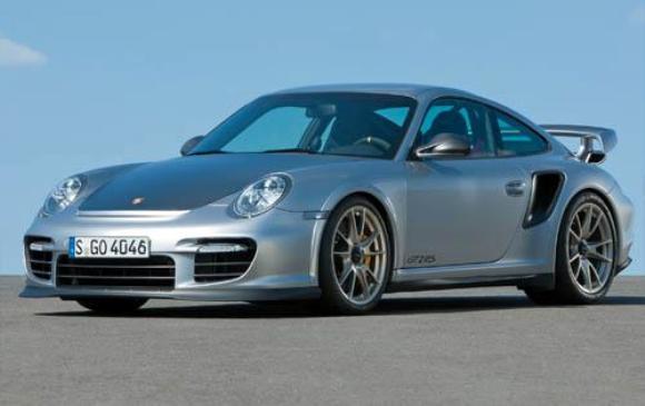 Porsche 911 GT2 Coupe