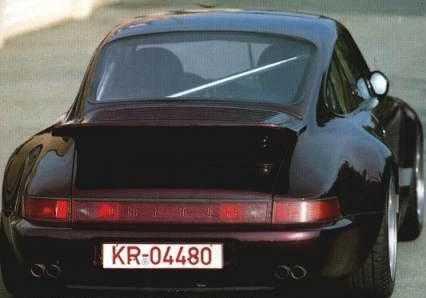 Porsche 911 Revanche