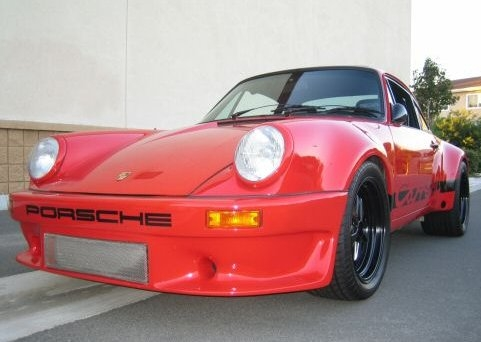Porsche 911 RS Turbo