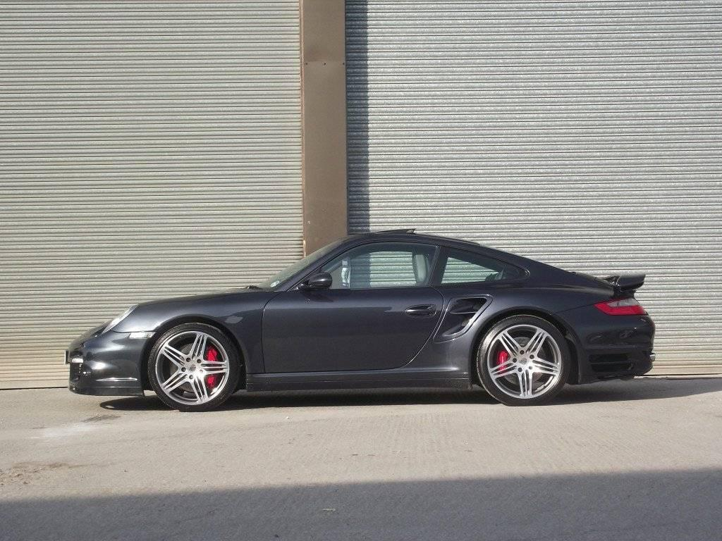 Porsche 911 Turbo Tiptronic
