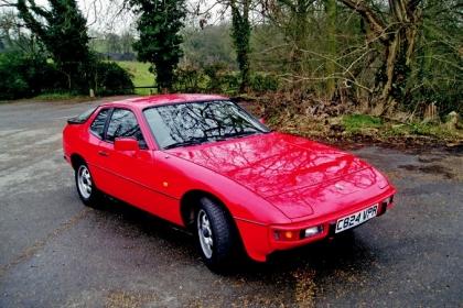 Porsche 924 Automatic