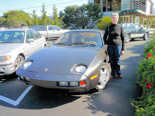 Porsche 928 5.0 S4 KAT