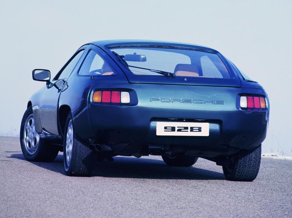 Porsche 928 Automatic