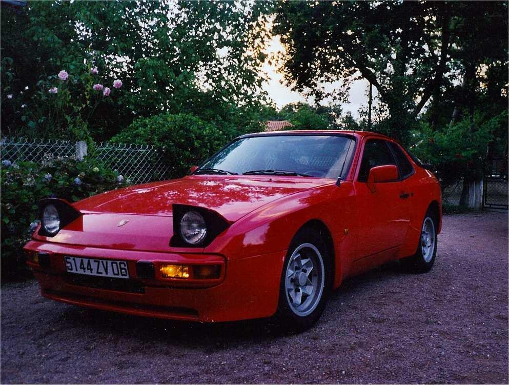 Porsche 944 2.5
