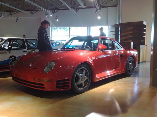 Porsche 959 2.8
