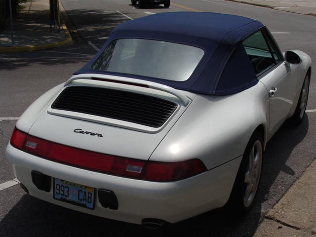 Porsche 993 Cabriolet