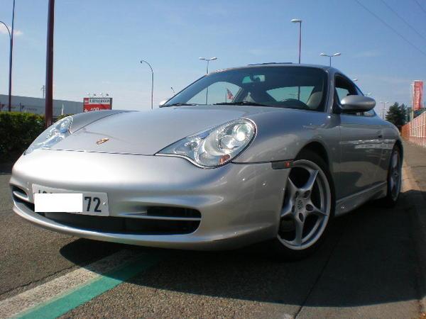 Porsche 996 3.6